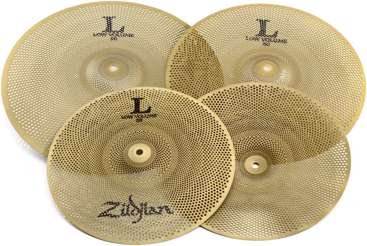 zildjian l80 low volume cymbals and remo silentstroke drumheads review sweetwater. Black Bedroom Furniture Sets. Home Design Ideas