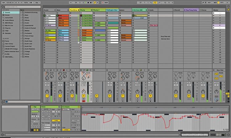 guide to ableton live 9