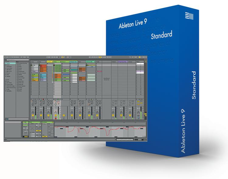 ableton live lite 8 upgrade crack sjammoonti. Black Bedroom Furniture Sets. Home Design Ideas