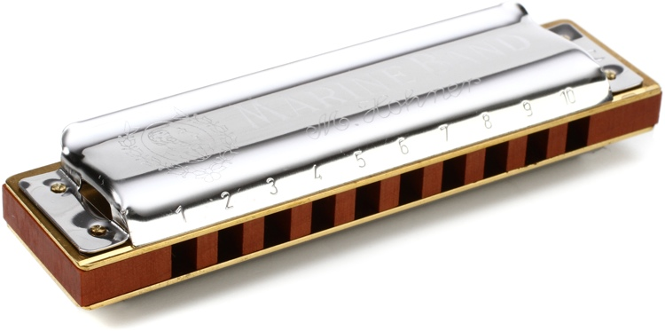hohner marine band harmonica review sweetwater. Black Bedroom Furniture Sets. Home Design Ideas