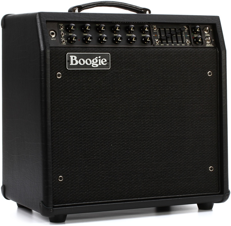 mesa boogie mark five 35 combo amp review by sweetwater sweetwater. Black Bedroom Furniture Sets. Home Design Ideas