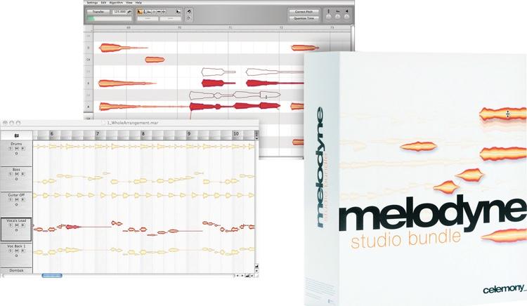 Price monitoring celemony melodyne studio bundle for Sweetwater affiliate program