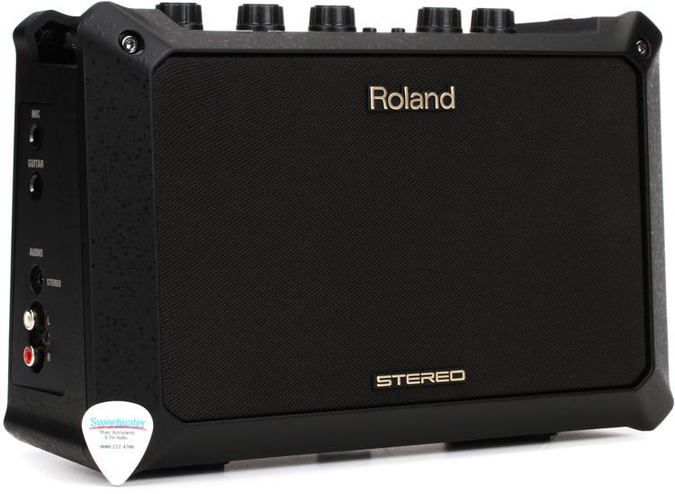 roland mobile ac 5w 2x4 acoustic combo amp. Black Bedroom Furniture Sets. Home Design Ideas