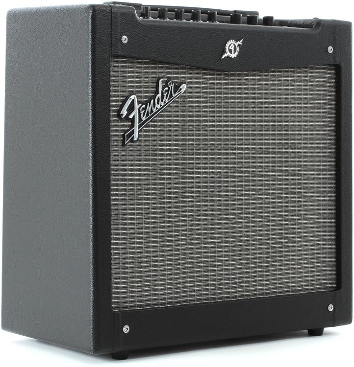 fender mustang ii v 2 modeling 40w 1x12 guitar combo amp. Black Bedroom Furniture Sets. Home Design Ideas