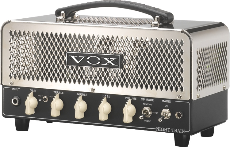 vox night train 15 watt tube amp head. Black Bedroom Furniture Sets. Home Design Ideas