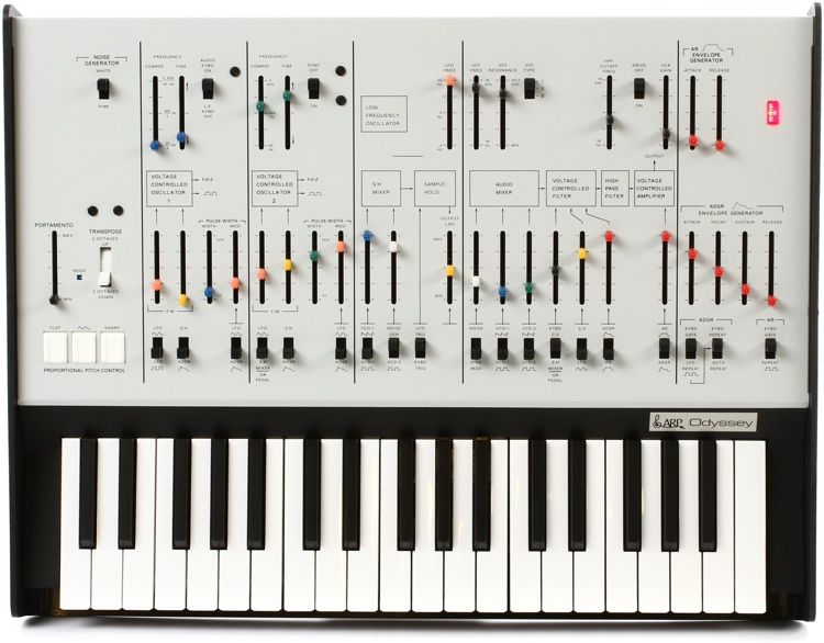 Which Odyssey color? - Vintage Synth Explorer Forums