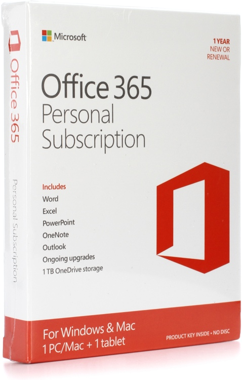 microsoft office 365 personal 1 year subscription. Black Bedroom Furniture Sets. Home Design Ideas