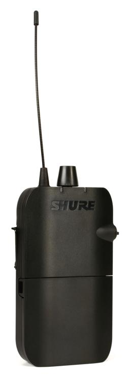 Shure P3r Wireless Bodypack Receiver J13 Band