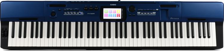 Casio Privia Pro Px 560 Digital Piano Sweetwater Com