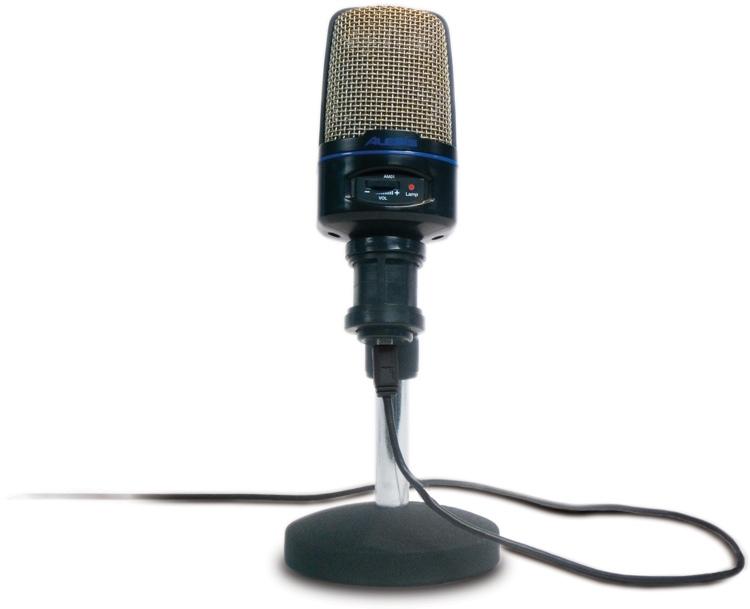 alesis usb mic podcasting kit. Black Bedroom Furniture Sets. Home Design Ideas