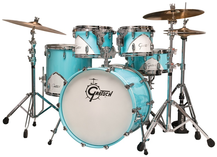 gretsch drums renown 39 57 5 piece shell pack. Black Bedroom Furniture Sets. Home Design Ideas