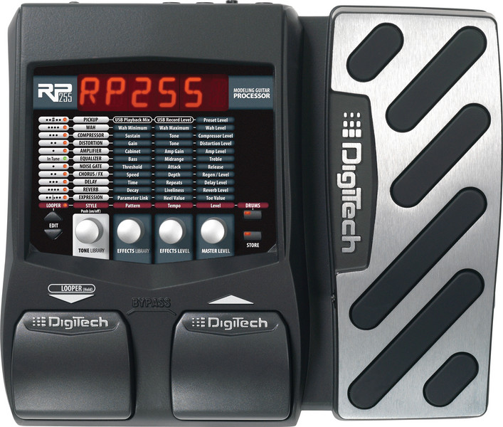 digitech drum machine