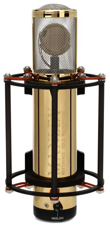 Manley Gold Reference Mic Sweetwater Com