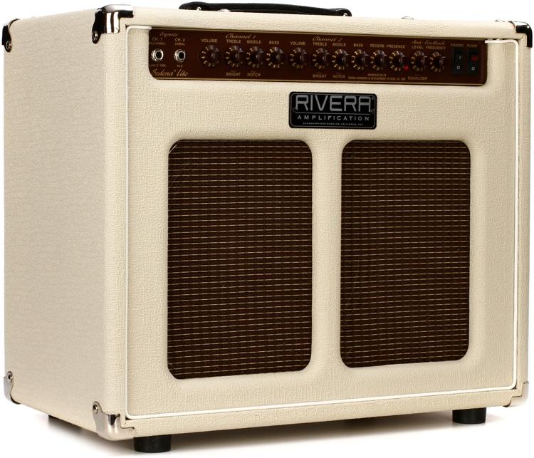 rivera sedona lite acoustic electric hybrid guitar amplifier demo sweetwater. Black Bedroom Furniture Sets. Home Design Ideas