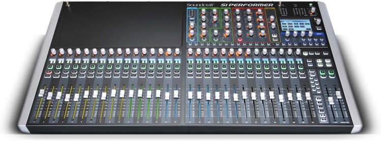 Soundcraft Si Performer 3 Sweetwater Com