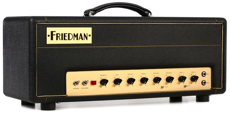 Friedman Small Box : friedman small box 50 watt 2 channel tube head ~ Vivirlamusica.com Haus und Dekorationen