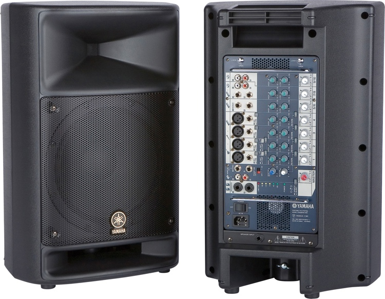 Yamaha Stagepas 500 Sweetwater Com