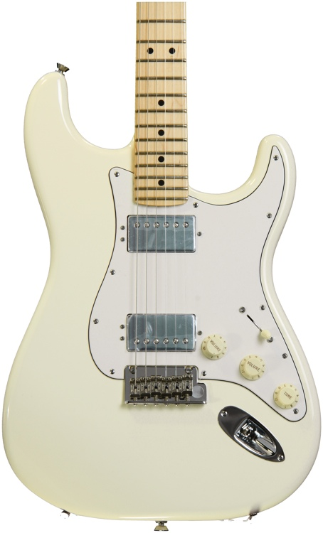 Fender American Standard Stratocaster Hh Olympic White