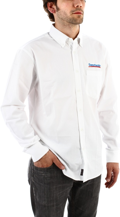 Sweetwater Men 39 S Long Sleeve Oxford White 2xlt