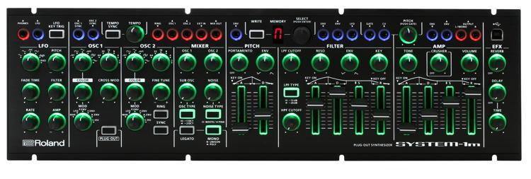 Roland System 1m Plug Out Synthesizer Sweetwater Com