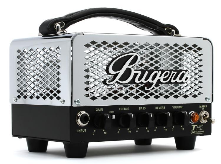 Winter namm 2015 bugera t5 infinium guitar amplifier head