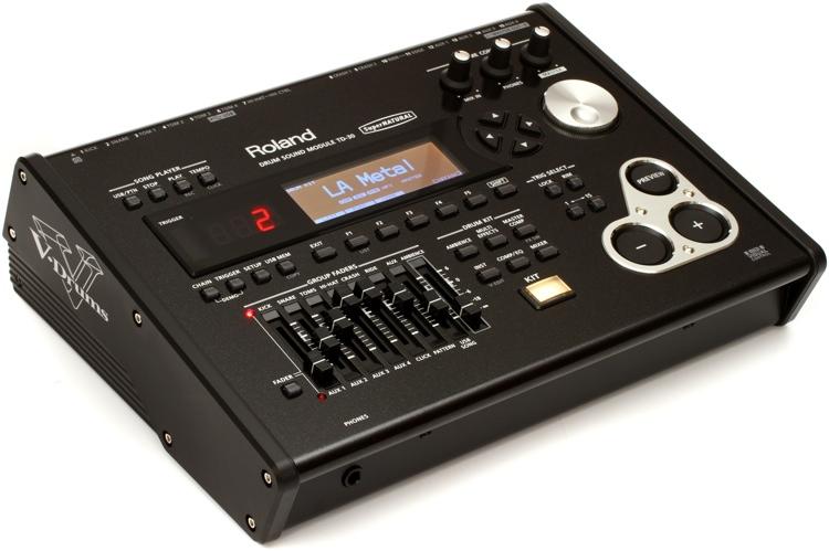 roland td 30 drum sound module. Black Bedroom Furniture Sets. Home Design Ideas