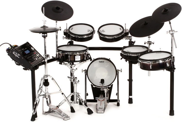roland td 30kse electronic drum set review by sweetwater insync sweetwater. Black Bedroom Furniture Sets. Home Design Ideas