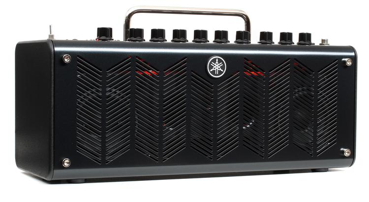 Yamaha thr10c modeling 10w 2x3 guitar combo amp for Yamaha thr10x review