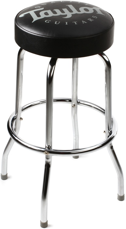 Taylor 30 Quot Logo Barstool Black Sweetwater Com