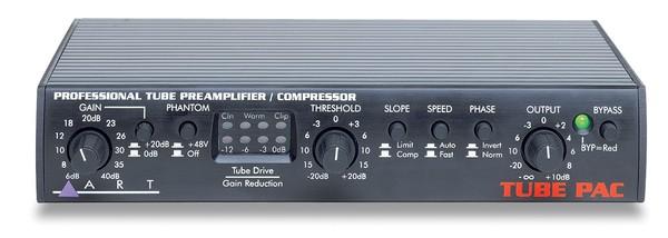 продано Предусилитель/компрессор Tube PAC - Комбики, усилители, кабинеты, акустические системы.