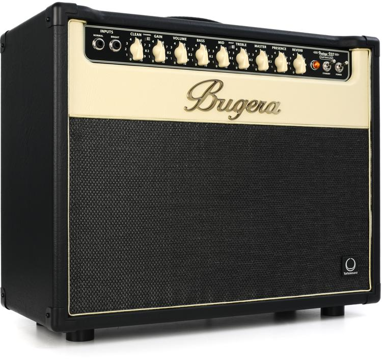 bugera v22 infinium 22w 1x12 guitar combo amp. Black Bedroom Furniture Sets. Home Design Ideas