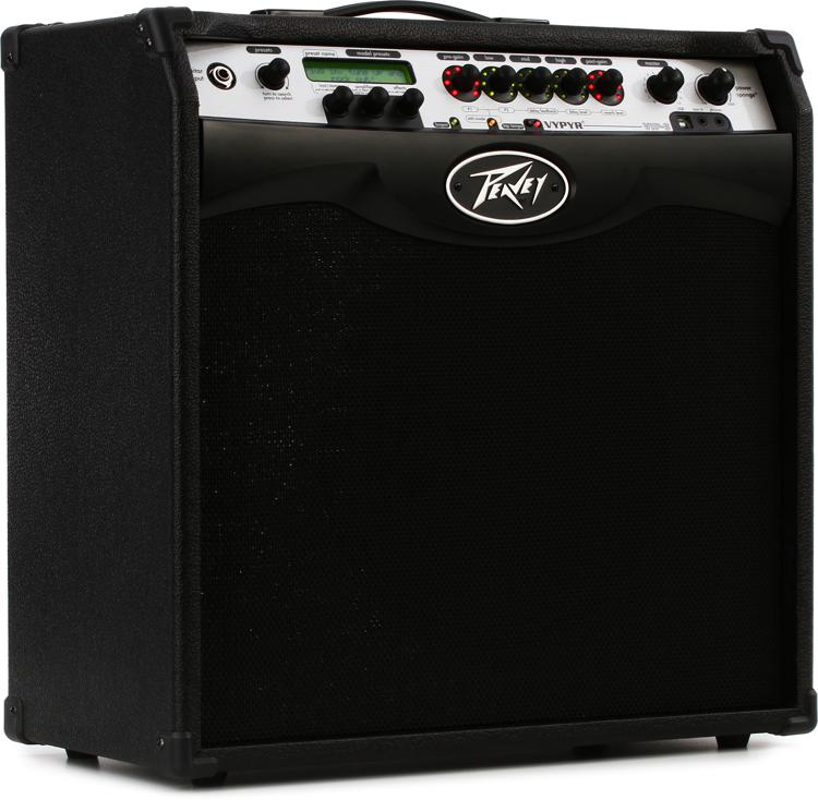 peavey vypyr vip 3 modeling 100w 1x12 guitar combo amp. Black Bedroom Furniture Sets. Home Design Ideas
