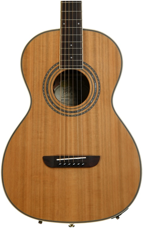 washburn wp11sens acoustic electric guitar sweetwater at winter namm. Black Bedroom Furniture Sets. Home Design Ideas