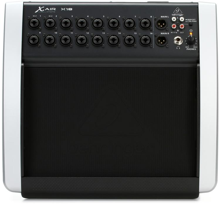 Behringer X Air X18 | Sweetwater.com