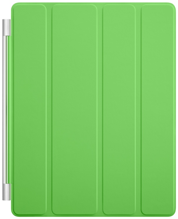 Green Smart Ipad Smart Cover Green Image