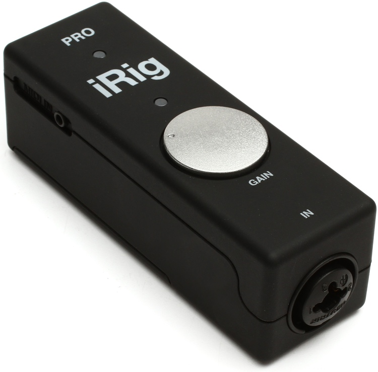 how to use irig pro
