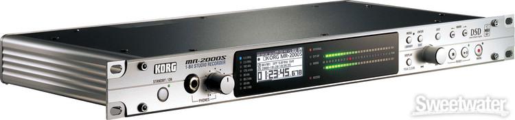 HANDS ON: Korg MR-2000S