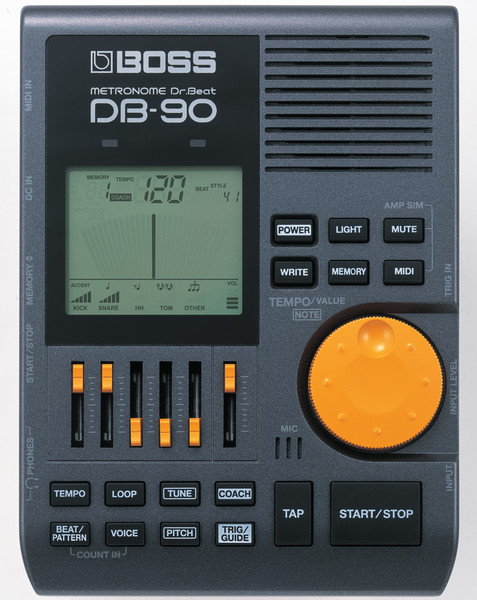 REVIEW: BOSS DB-90