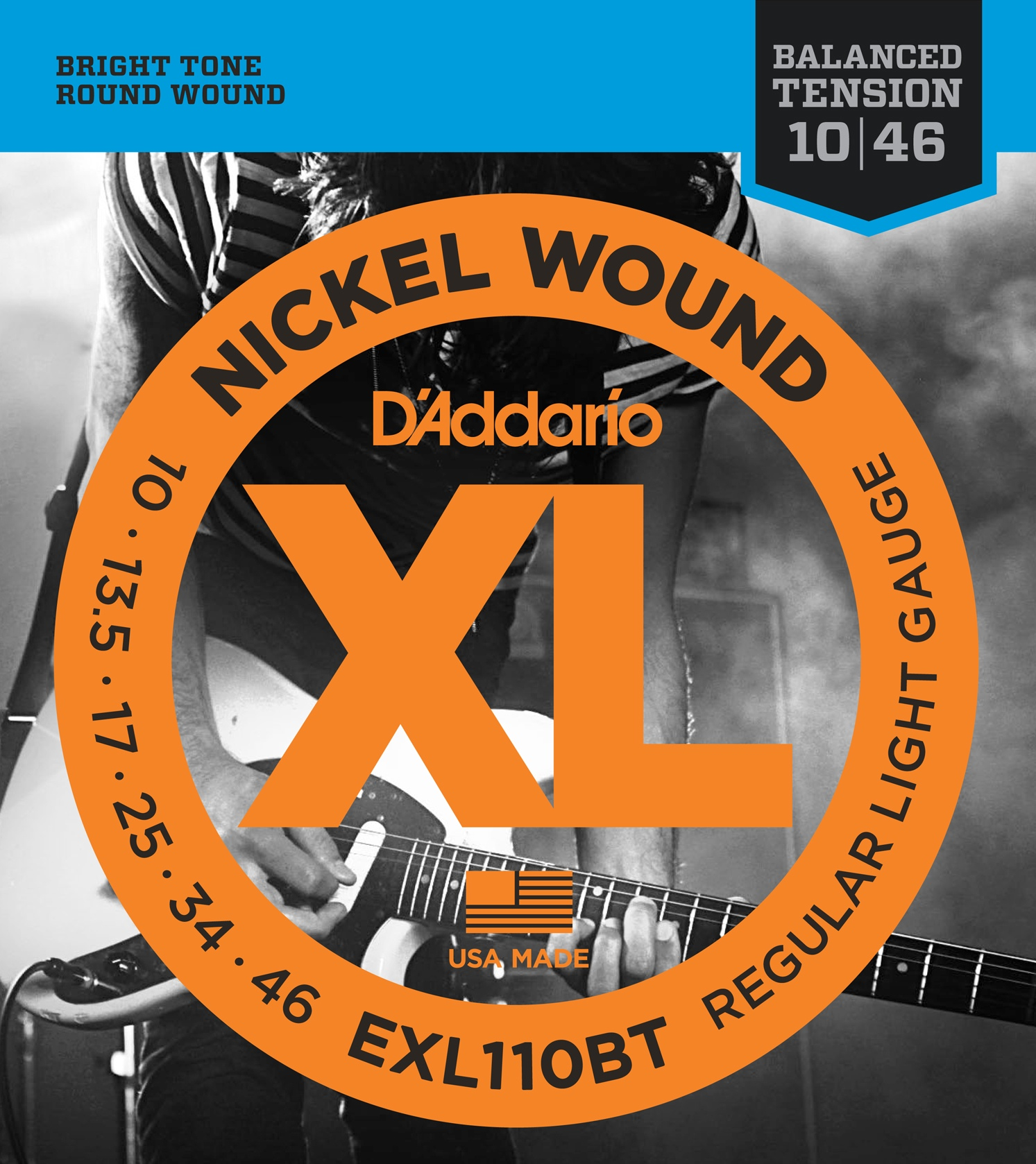 NAMM News: D'Addario Balanced Tension Strings