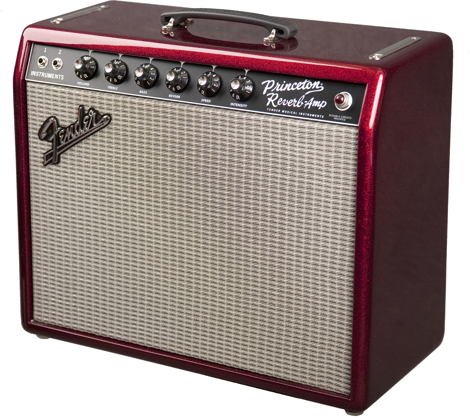 namm news fender 39 65 princeton reverb custom colors sweetwater. Black Bedroom Furniture Sets. Home Design Ideas