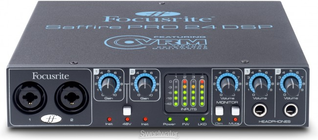 FireWire® recording interface