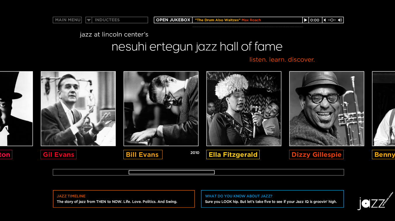 Voting for Jazz Hall of Fame Opens to Fans | Sweetwater