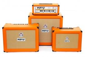 Orange Crush Amps