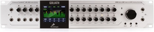 Antelope Audio Goliath Thunderbolt/USB/MADI interface