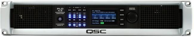 QSC PLD4.5 Class D power amp