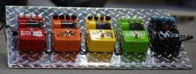 Vox Tone Garage Pedals