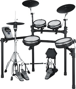 Five Benefits To Owning An Electronic Drum Kit