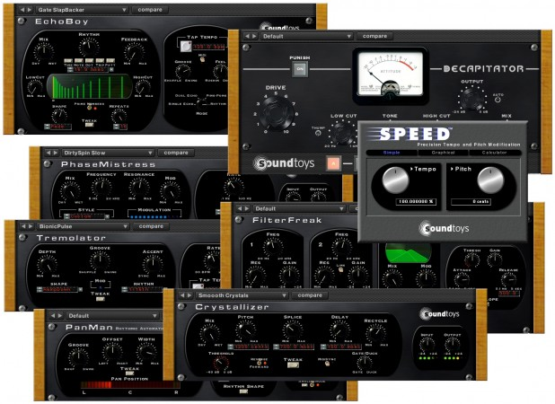 SoundToys Releases Version 4 2 Plug-ins with 64-bit Support | Sweetwater