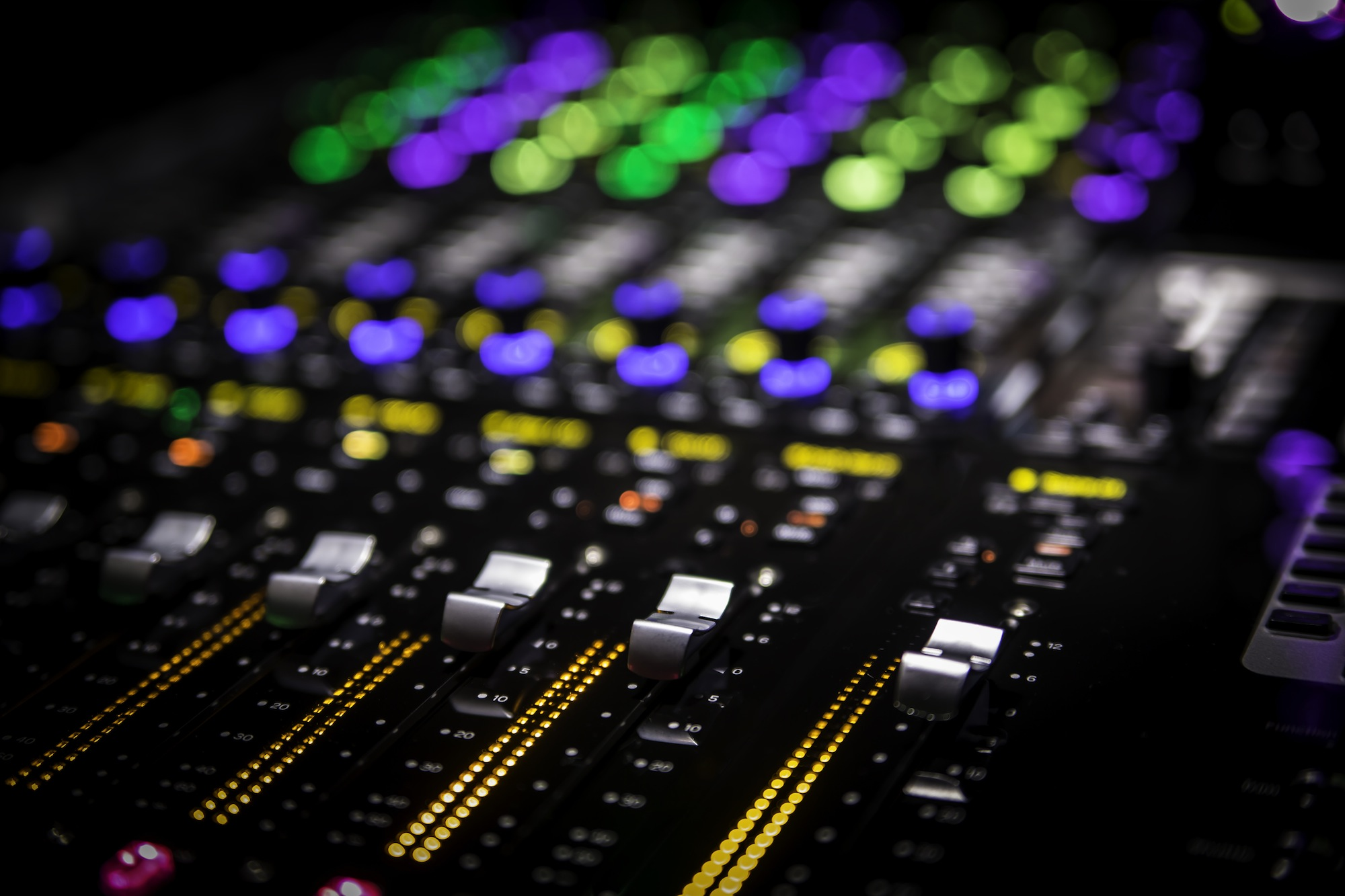 Avid debuts new s6 control surfaces sweetwater - Music production desktop wallpaper ...