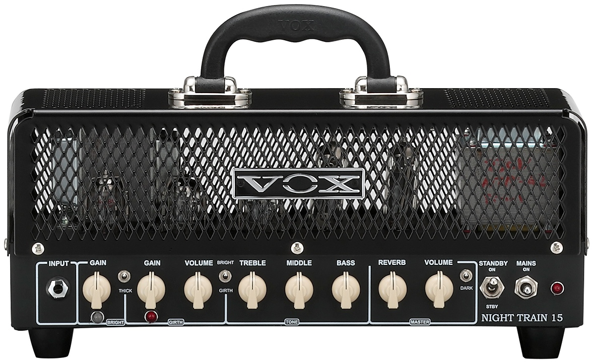 vox introduces night train g2 amps. Black Bedroom Furniture Sets. Home Design Ideas